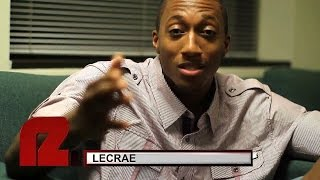 Lecrae spits a Walking On Water verse from