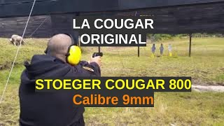 Stoeger Cougar 8000. Calibre 9x19 mm