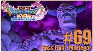 [Let's Play] Dragon Quest 11 : Les Combattants de la Destinée FR HD #69 - Boss Final : Mortégor !