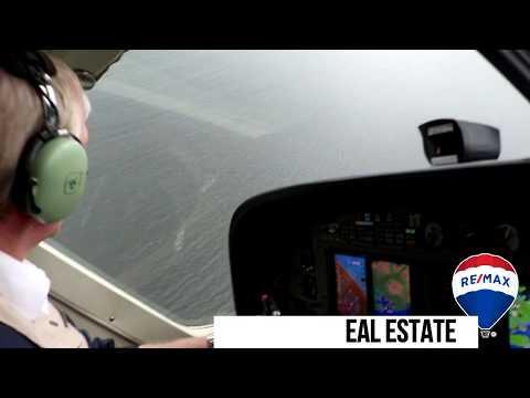 Flying Seaplane Into Nanaimo | AMAZING VIEWS