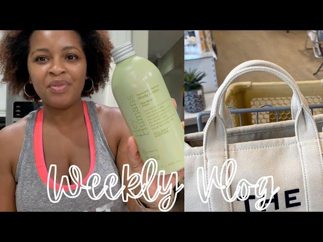 Vlog #80   New In From Target, Homegoods, Sephora