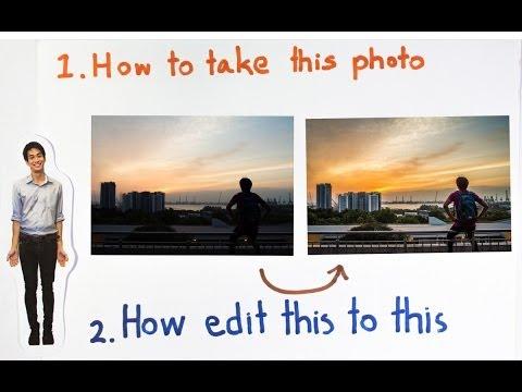 วิธีถ่ายรูปตัวเอง และ เทคนิคแต่งภาพกับ The Walking Backpack