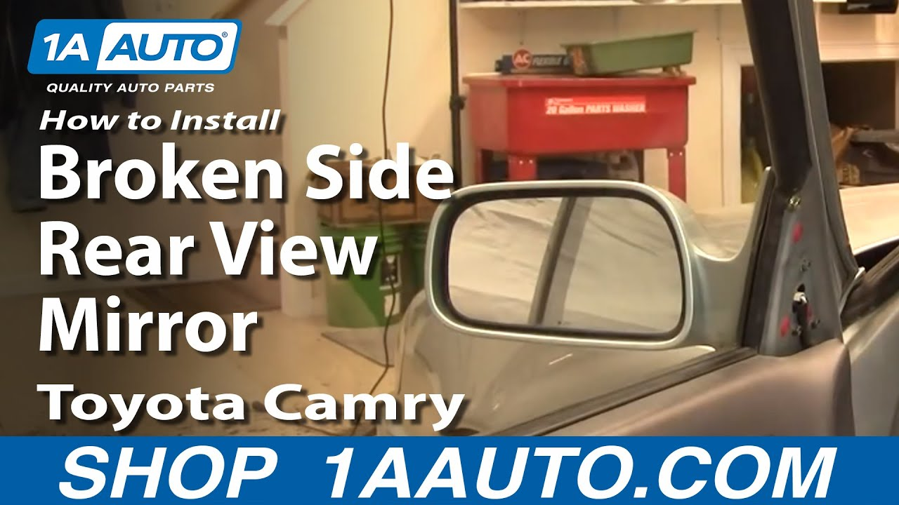maxresdefault Cool toyota Camry 2008 Driver Side Mirror Cars Trend