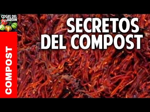 10 secretos que debes conocer sobre compost y humus de lombriz @cosasdeljardin