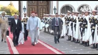 ثورة الميليارير الجزائري إسعد ربراب تزاحم ثورة ملك المغرب -el bilad tv -