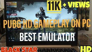 PUBG MOBILE Gameplay On Asus VivoBook X510 UF | Ultra HD | Best Emulator