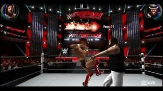 Wwe 2k16[By John Mark] Game Play .