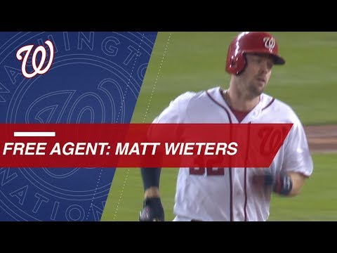 Matt Wieters set to enter free agency at age 32