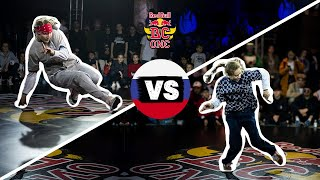 Red Bull BC One Camp Russia 2019 | Final B-Girls: Kastet vs Lee