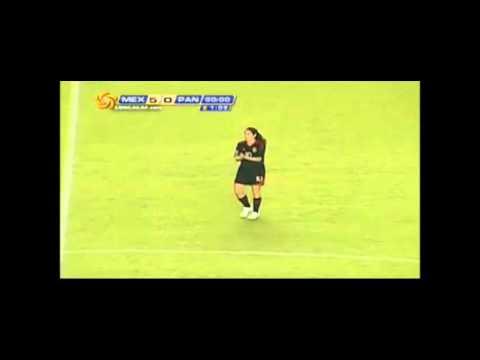 Quinto gol de Mexico vs Panama Femenil Sub 20