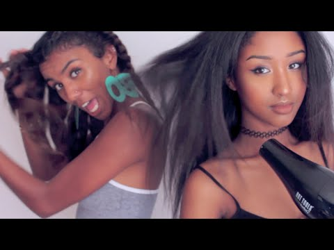 Side to Side - Ariana Grande ft. Nicki Minaj │EriAm Cover (Haben + Lianda)