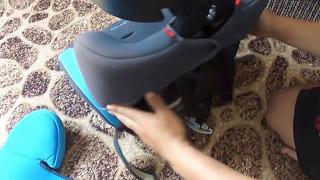 Як зібрати автомобільне крісло після прання, дитяче автомобільне крісло, автомобільне крісло