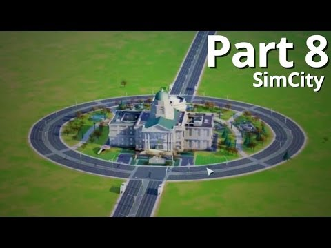 Let's Play SimCity Offline - Episode 8