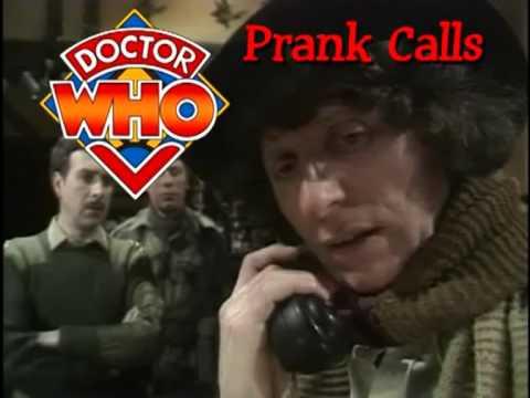 Doctor Who Calls NASA