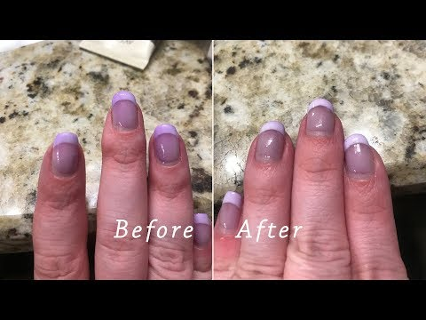 2 Methods On How To Remove Hair Dye From A Gel Manicure