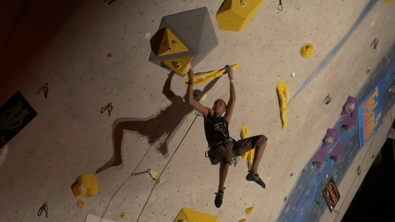 2014 Ring Of Fire Sport Climbing Finals