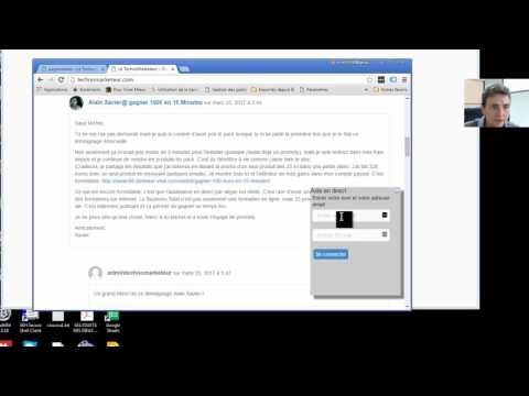 Comment installer un chat de vente et support sur votre site