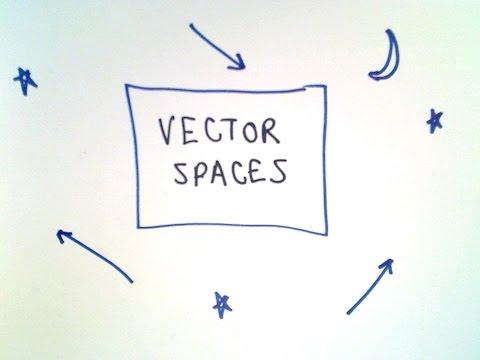 Vectors Spaces - The Definition - 3 problems