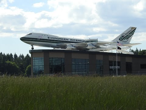 Evergreen Aviation and Space Museum Tour
