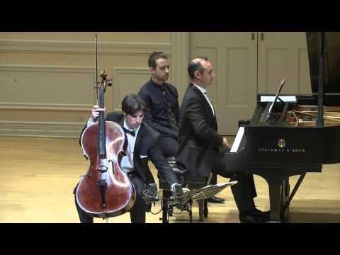 Concert: Daniel Müller-Schott, Cello & Simon Trpčeski, Piano