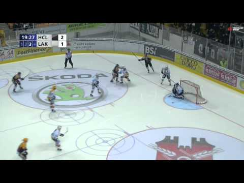 Highlights: HC Lugano vs Rapperswil-Jona Lakers