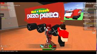 Deadpool es Adventure In Roblox: Pizza Place Teil 1