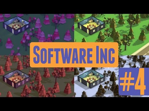 Software Inc - 4 - A Decent Game!