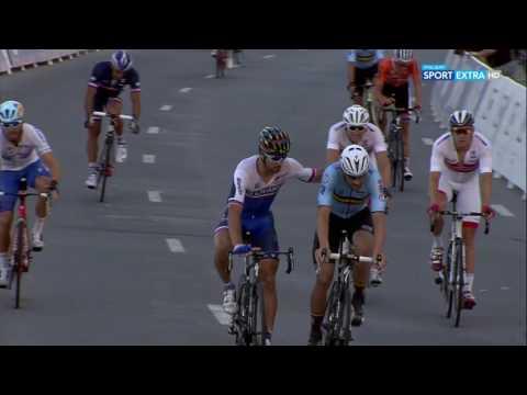 Peter Sagan   WORLD CHAMPION   Doha 2016 Polský komentar