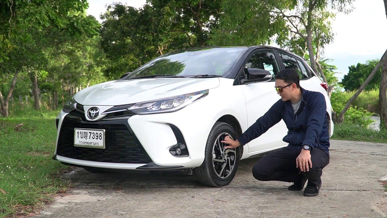 รีวิว Toyota YARIS 2020