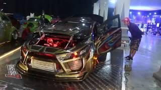 Kontes Modifikasi Jogja.... Black Auto Battle The Final Battle 2019 JEC Yogyakarta