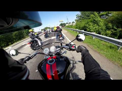 Triumph Demo Day | Test riding the Rocket 3!