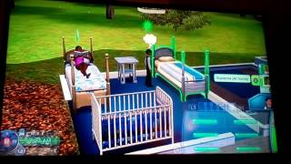 100 BABY CHALLENGE REMIX SIMS 3 PS3: A Change