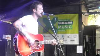 Frank Turner - American Girl [Tom Petty & The Heartbreakers cover] (SXSW 2015) HD