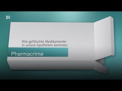 Gefälschte Medikamente in deutschen Apotheken | Pharmacrime