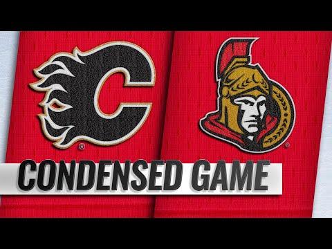 02/24/19 Condensed Game: Flames @ Senators