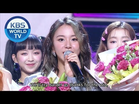 Winner's Ceremony : TWICE [Music Bank / ENG / 2020.06.12]