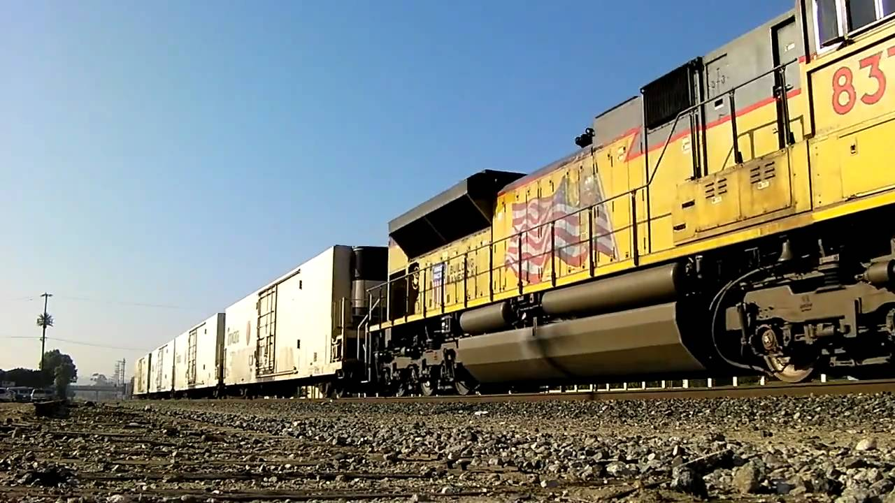 Union Pacific Tropicana Shuttle(The Juice Train)