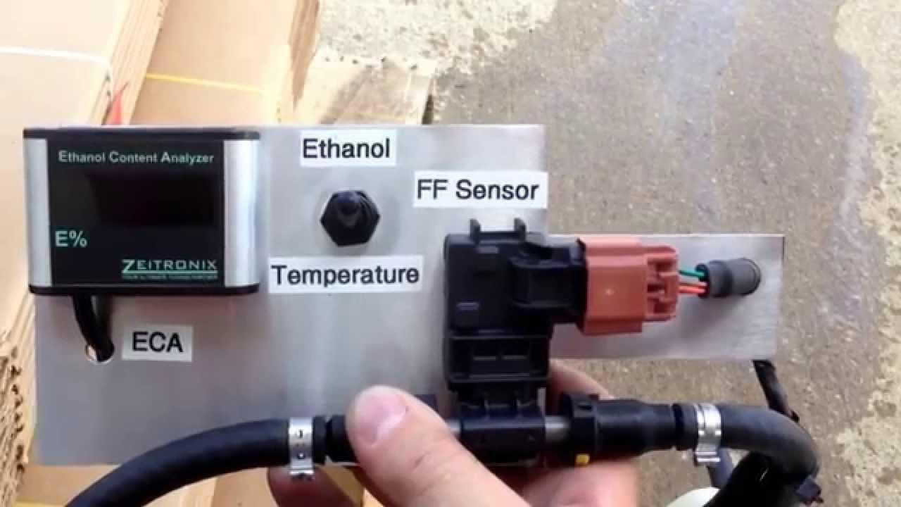 Wiring Diagram For Suburban Flex Fuel Sensor Testing Youtube