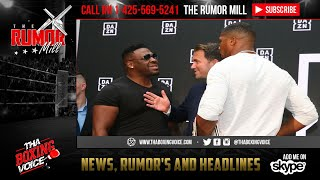 🚨 New Narrative Joshua vs Big Baby 👶🏾 Miller, Must Defend Mums🙍🏾♀️Honor😂