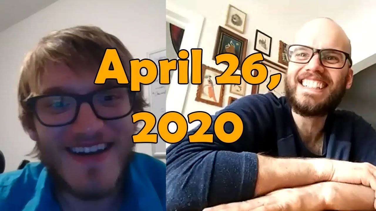 Bang for Your Gil - Carriage Way Zoomcast - April 26, 2020