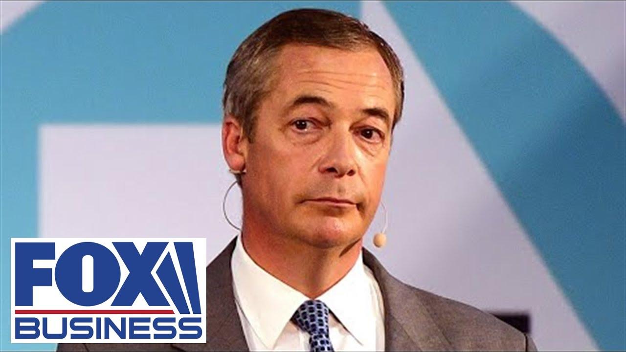 Nigel Farage: Democrats 'won't stay in power in America'
