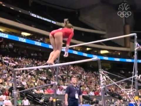 Alicia Sacramone - Uneven Bars - 2006 Visa Championships - Women - Day 1