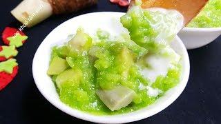 Cách nấu chè Khoai Môn đơn giản tại nhà mà ngon miệng