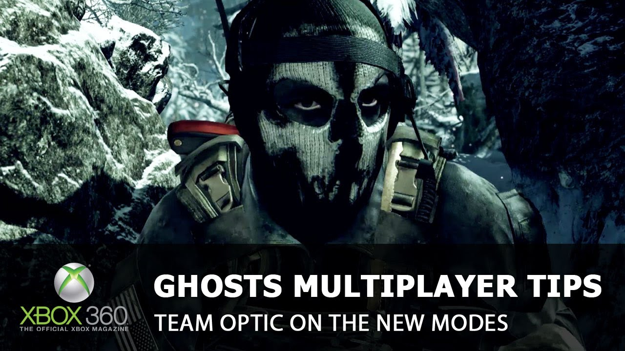 Call of Duty: Ghosts Xbox One multiplayer - Team Optic ...