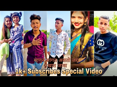 Thanks You All 1000 Subscribes !! 1K+ Subscribes Special Video Instagram Reels Spacial Video Epi 72