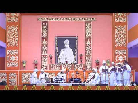 Vedic Chanting (Nasadiya Suktam) on Swami Vivekananda