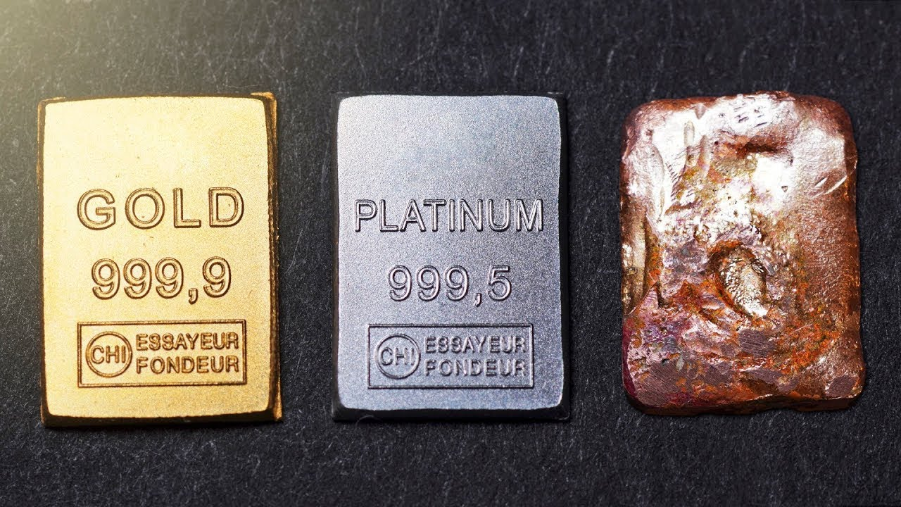PRECIOUS METALS From Chemical Waste!