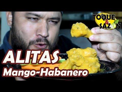 ALITAS MANGO-HABANERO