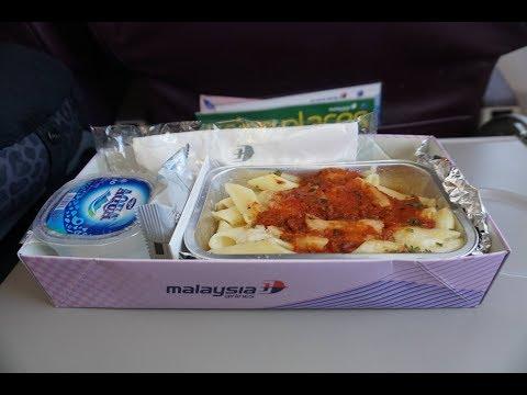 Malaysia Airlines Flight Experience: MH716 Jakarta to Kuala Lumpur