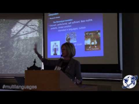 Helen Campbell: Note-Taking for Consecutive Interpreting - Multi-Languages Annual Conference 2013